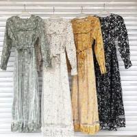Khadijah Tutu Long Dress