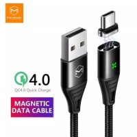 Kabel Data Fast Charging Magnetic Android Type C Mcdodo QC 4.0 3A 1.2m