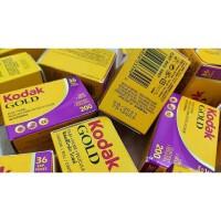 Roll Film Kodak Gold