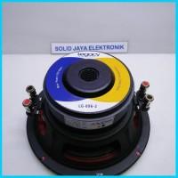 "Speaker Subwoofer 8 Inc 8"" 8inc Legacy Speaker Lg-896-2"