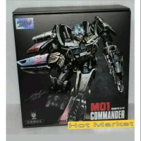 HT MO1 Commander leader class optimus prime evasion Transformers