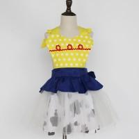 Baju Kostum Ulang Tahun Cosplay Apron Jessie Cowgirl