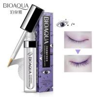 bioaqua nourishing liquid eyelashes serum penumbuh bulu mata
