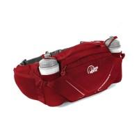 Lowe Alpine - Waist Bag/Tas lari nijimegen 6L auburn with bottle