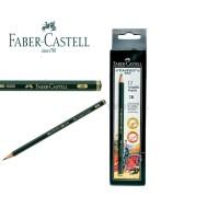 Faber Castle Pensil 2B - Satuan