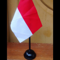 Harga Bendera Meja Dan Tiang Katalog.or.id