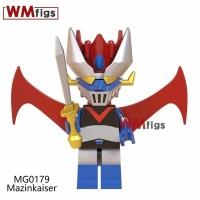 MG0179 - Mazinkaiser Mazinger Z Robot Minifigure Lego Brick