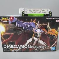 Figure-rise Standard Omegamon (amplified) new