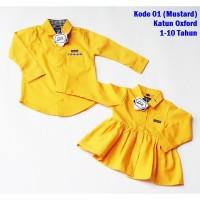 Kemeja Anak 1-10Thn KMJ-01