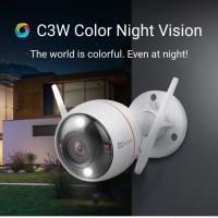 IP Camera CCTV Wifi Ezviz C3W Color Night Vision Full HD 1080p OUTDOOR