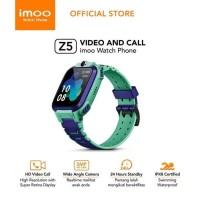imoo watch phone Z5 - HD video call / jam tangan anak / garansi resmi