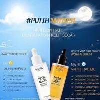 Nacific Duo Day And Night ( phytoniacin serum + fresh herb serum 50ml)