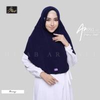 Hijab Arrafi AR 093 Std Jilbab Instan Ar Rafi Bergo Kerudung Serut