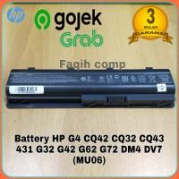 Baterai Original Laptop HP Pavilion DM4 DV6 G4 G42 G62 G72 HP 430 435