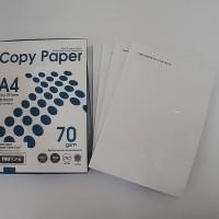 HVS 70 GR COPY PAPER ECERAN ISI 100 lembar