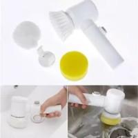 Magic Brush 5 in 1 Electric Cleaning Brush / Sikat Elektrik