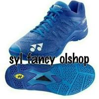 yonex aerus 3 blue sepatu olahraga badminton lee chong wei LWC