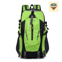 (IMPORT) Tas Backpack Pria Wanita Hiking Anti Air / Tas Kerja - Hijau