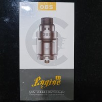 authentic obs engine 2 RTA stainless