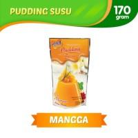NUTRIJELL puding Nutrijell Pudding Susu Rasa Mangga / Mango flavour