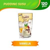 NUTRIJELL puding Nutrijell Pudding Susu Rasa Vanila Vanilla flavour