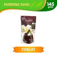 NUTRIJELL puding Nutrijell Pudding Susu Rasa Coklat /Chocolate flavour