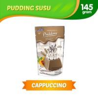 NUTRIJELL puding Nutrijell Pudding Susu Cappuccino /Cappuccino flavour
