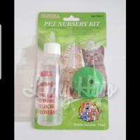 Botol Dot Kucing / Anjing Pet Nursery Kit 75ml