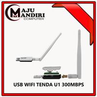 TENDA U1 USB ADAPTER 300MBPS TENDA U1 ULTRA FAST WIRELESS TENDA U1