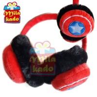 headset boneka / penutup kuping anak
