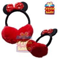 Headset boneka / bandana boneka