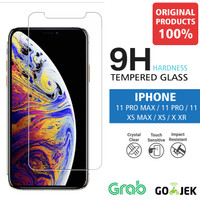 Tempered Glass iPhone 11 Pro Max / 11 Pro / 11 Anti Gores Screen Guard - iPhone 11