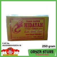 Terasi Super Hidayah 250gram Terasi Udang Tambak Asli