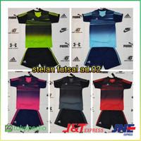 Baju Kaos Olahraga Jersey Bola Setelan Futsal Adidas AD.02 Pilihan