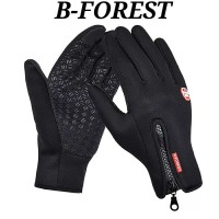 sarung tangan motor sepeda touch screen waterproof gunung glove gloves