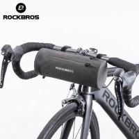 R ROCKBROS Waterproof Bike Bag Front Bicycle Bag MTB Road Handlebar