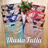 Daster Arab Fulla by Dlusia Original / Baju Wanita / Baju Tidur