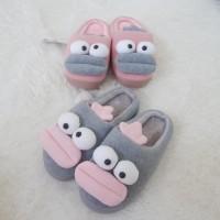 Sandal Rumah Motif Lucu Sandal Tidur Bulu / Slipper / Sandal Kamar