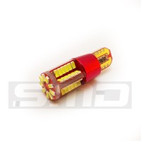 Lampu LED T10 57 Titik Canbus No Eror Universal 4041 Lebih besar