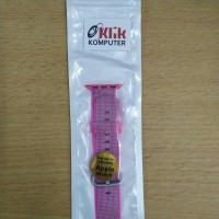 Strap Khusus Pengganti Tali Jam Apple Watch 1-2-3 38mm Pink