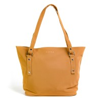 Ruvsa Tote Bag Wanita - Mustard Kuning