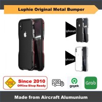 iPhone XSMAX Casing Luphie Bumper Original