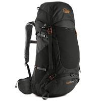 Lowe Alpine - Tas Gunung Carrier AirZone Trek+ 45-55 Black Original