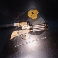 Gutling gun 1/12 figure