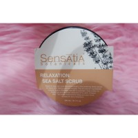 Sensatia Botanicals Relaxation Sea Salt Scrub 300ml