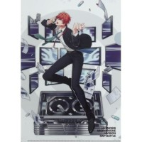 Hypnosis Mic AGF 2018 A4 Clearfile - Kannonzaka Doppo