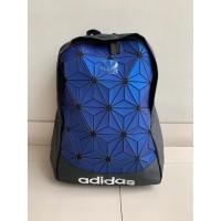 Original Adidas Backpack X Issey Miyake 3D Blue