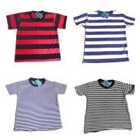 Kaos Salur Anak Laki Murah Umur 3-4 Tahun Ukuran M