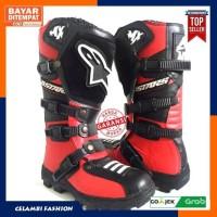 Sepatu Motor Allpinestar sepatu Touring Sepatu Cross Sepatu Trail Pria