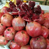 buah delima merah import jumbo